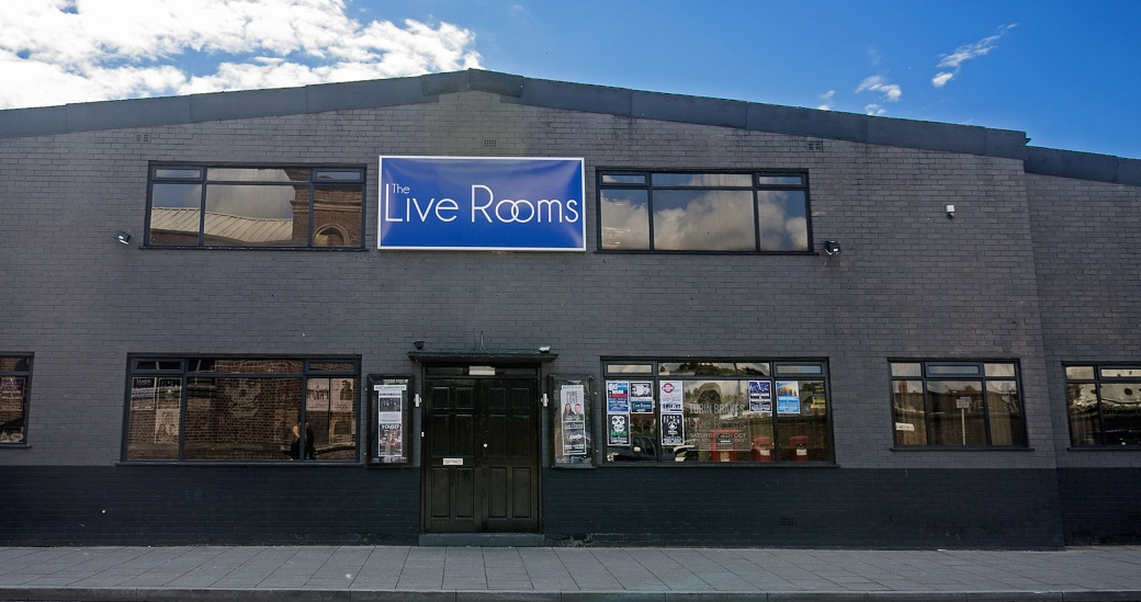 the live rooms chester uk comedy venue event listings 2018